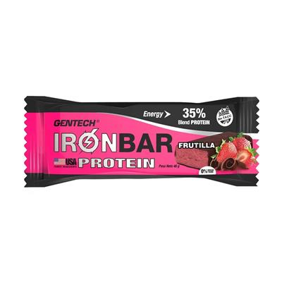 GENTECH Iron Bar Frutilla 1 U.