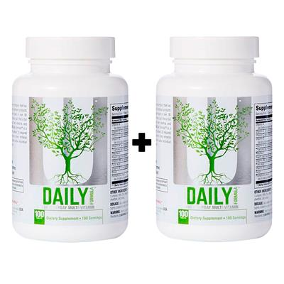 COMBO UNIVERSAL Daily Formula 2 x 100 Comp.
