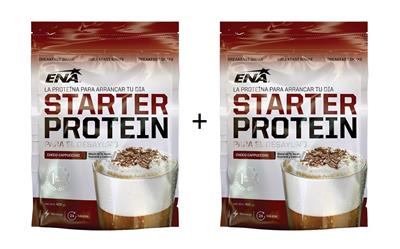 COMBO ENA Starter Capuccino + Capuccino 2 x 400 gr.