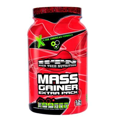 ~ COMBO HTN Mass Gainer Chocolate 2 x 1500 gr.