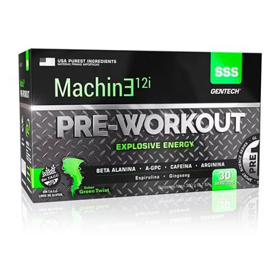 GENTECH Machine 12 Pre-Workout (30 U.)