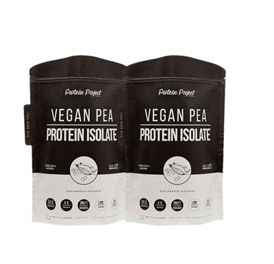 COMBO PROTEIN PROJECT Vegan Protein Iso 2 x 1000 gr.