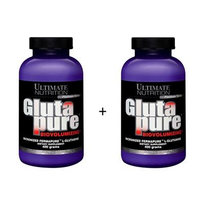 COMBO ULTIMATE NUTRITION Glutapure 2 x 400 gr.