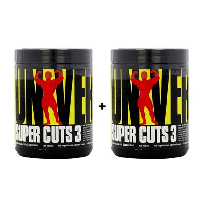 COMBO UNIVERSAL Super Cuts 3 2 x 130 Comp.
