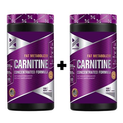 COMBO XTRENGHT Carnitine 2 x 120 Comp.