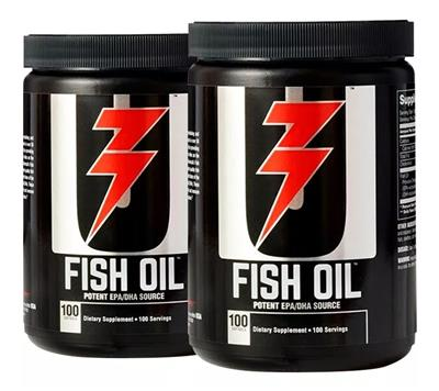 COMBO UNIVERSAL Fish Oil x 2 Unidades (100 Comp